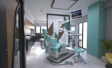 Archident diş kliniği açıldı...